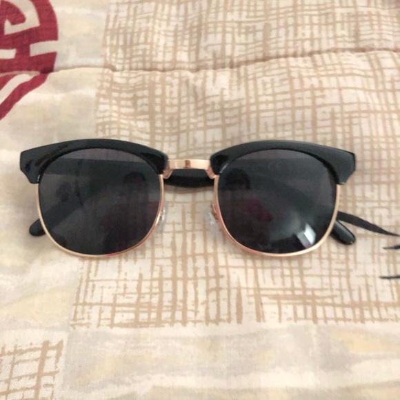 0be50222bdae H&M Accessories | Hm Clubmaster Sunglasses | Poshmark